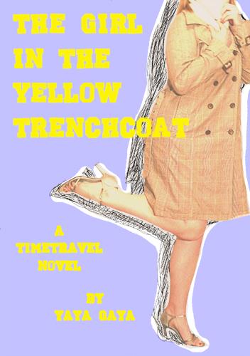 Cover zu Das Mädchen im gelben Trenchcoat